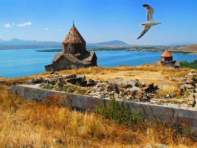 Автобусная экскурсия «Озеро Севан, курорт Дилижан и древние монастыри»