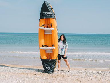Каякинг на Генеральских пляжах: путешествие с гидом и фотографом