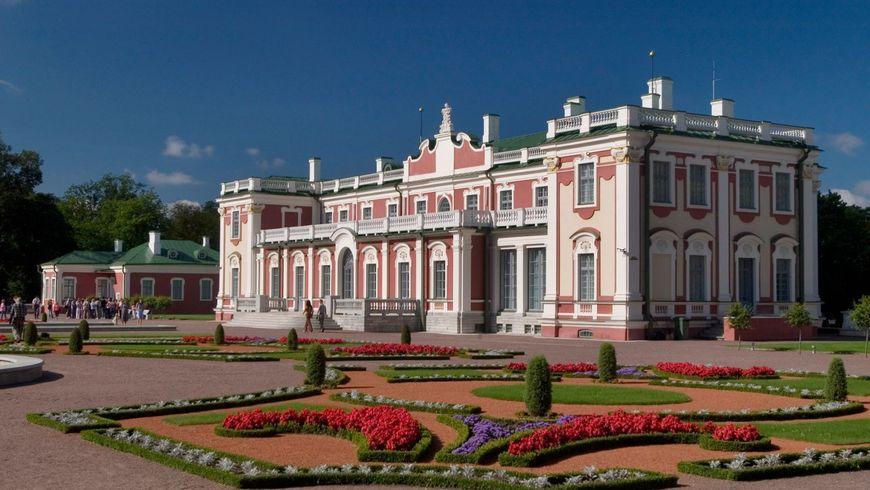 Дворец для Золушки. Кадриорг