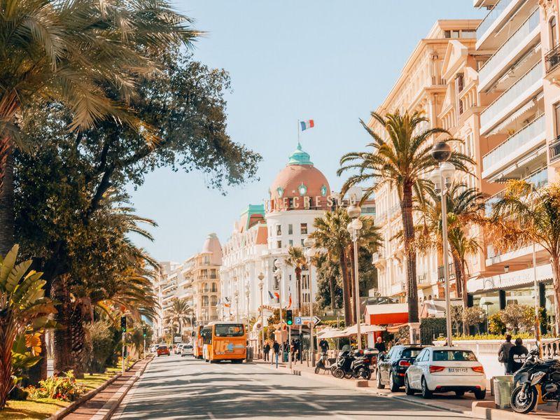 Экскурсия Ежедневная прогулка по Ницце