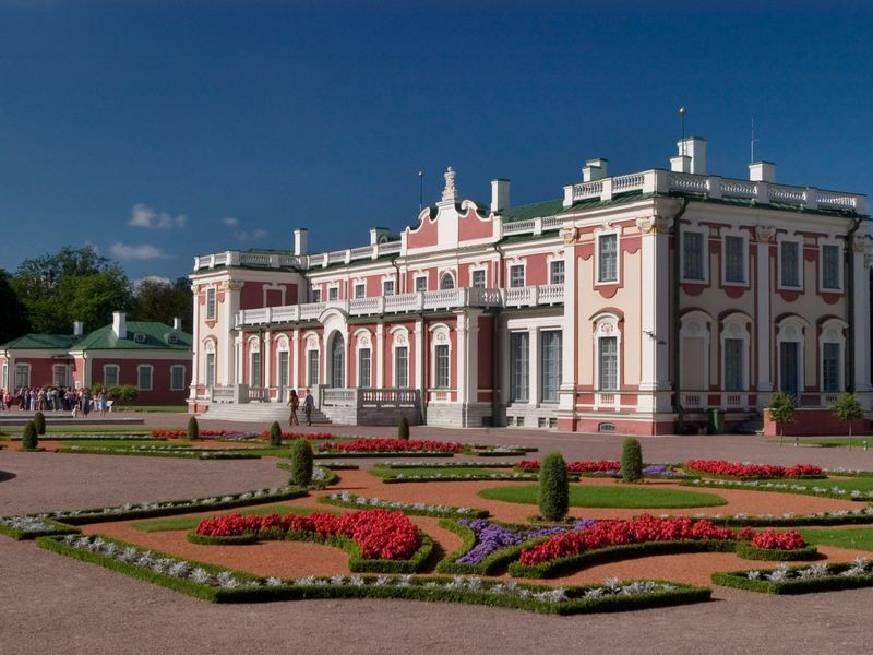 Экскурсия Дворец для Золушки. Кадриорг