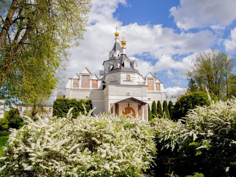 Экскурсия Стефано-Махрищский монастырь