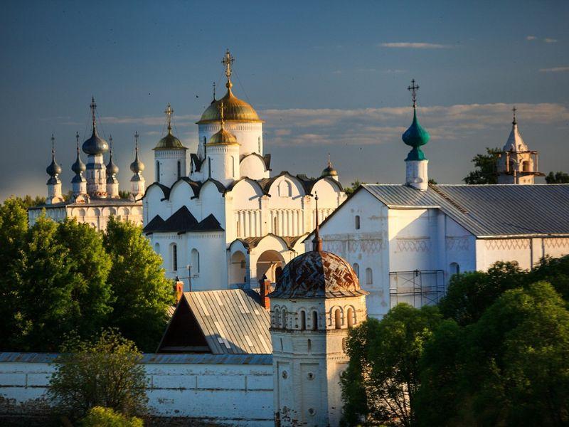 Экскурсия Суздаль — колыбель России