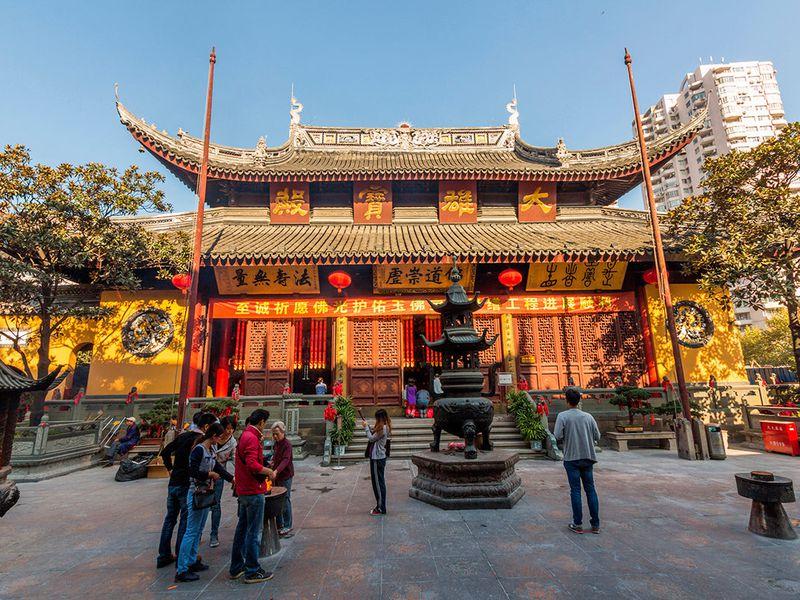 Экскурсия Незабываемый Шанхай на автомобиле