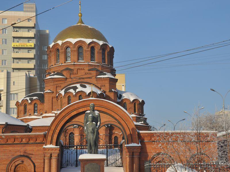 Экскурсия Красный проспект — сердце Новосибирска