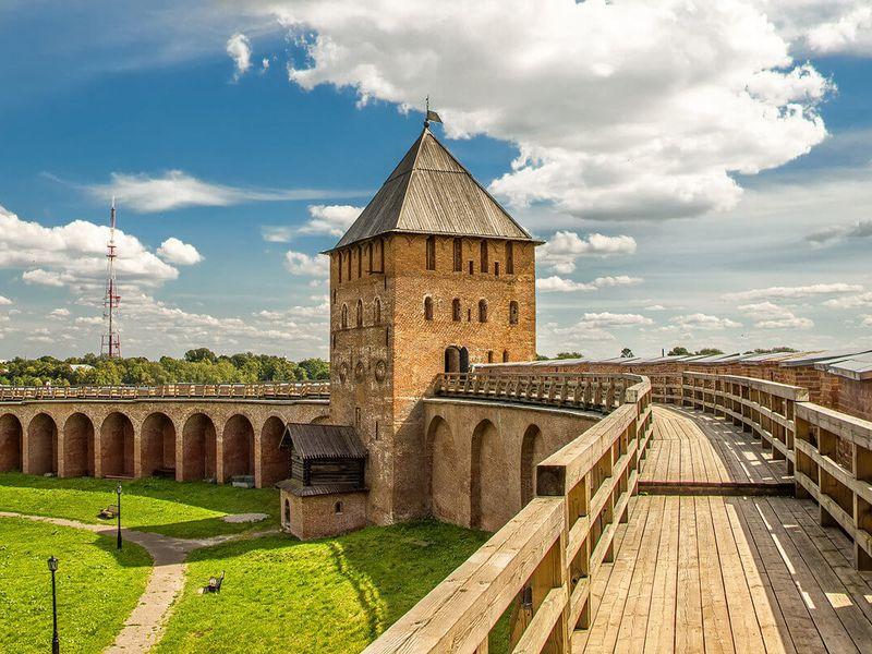 Экскурсия Экскурсия из СПб в Великий Новгород