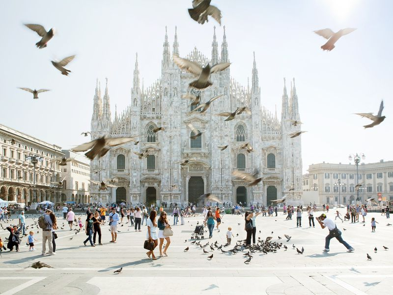 Экскурсия Экспресс-прогулка по Милану