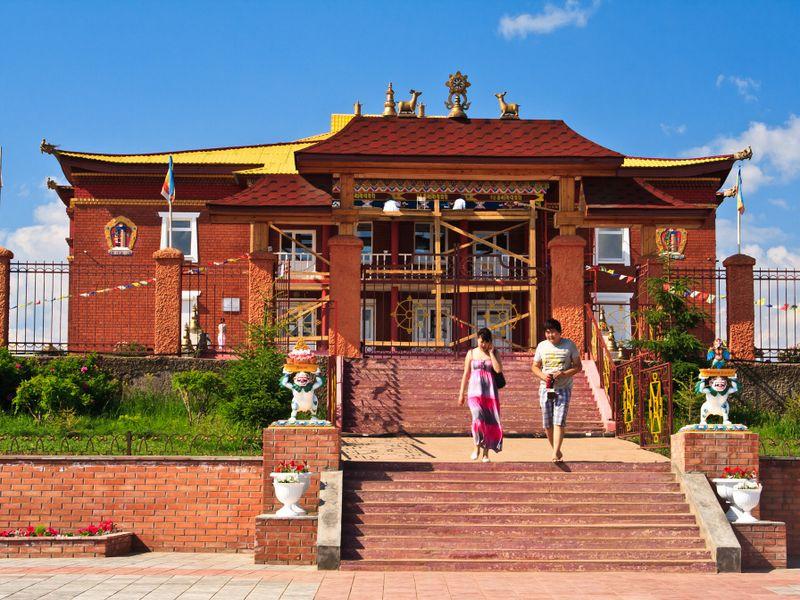 Экскурсия Большая обзорная экскурсия по Улан-Удэ: с древности до наших дней