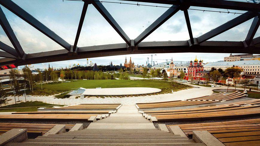 Варварка и Зарядье: роман старой улицы и нового парка