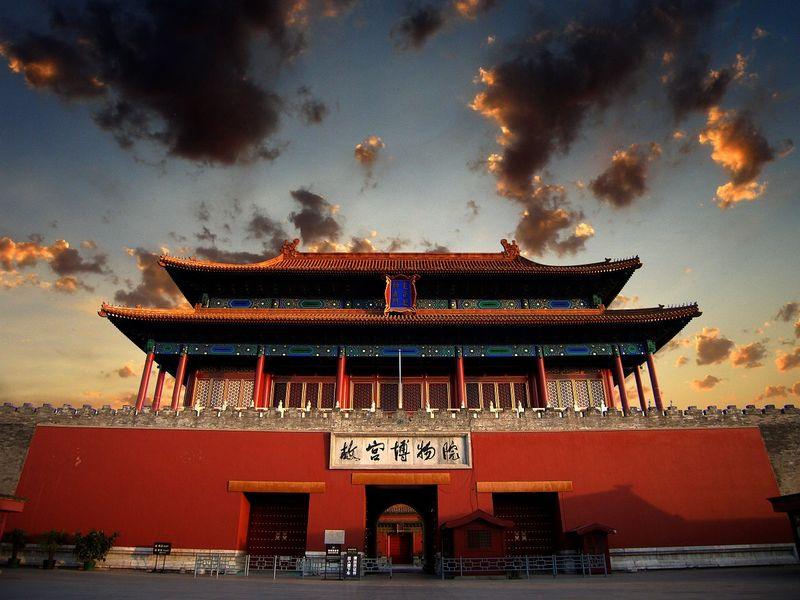 Экскурсия Один день в Пекине!
