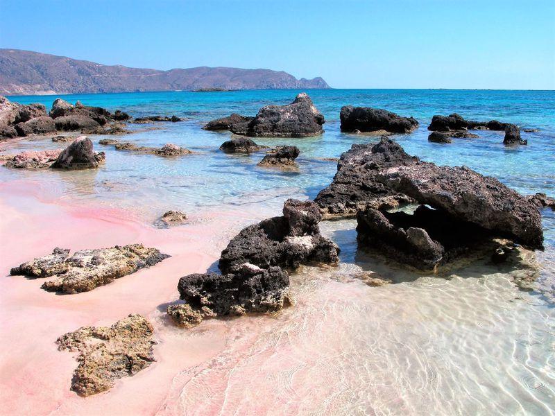 Экскурсия Три пляжа и семь морей Крита
