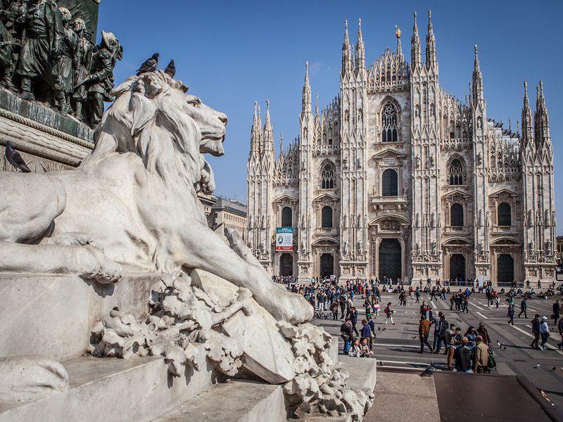 Экскурсия Знаменитый и неизвестный Милан
