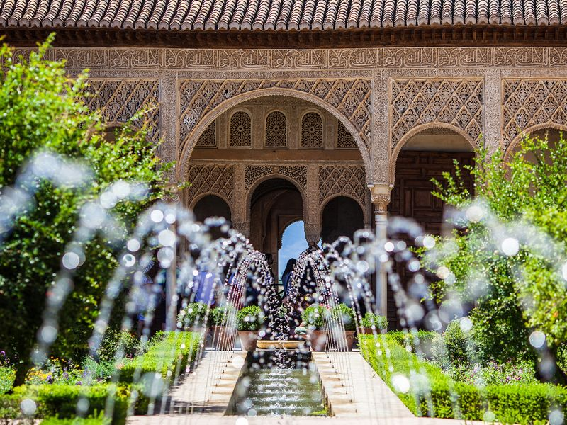 Экскурсия Лабиринты Альгамбры и садов Хенералифе