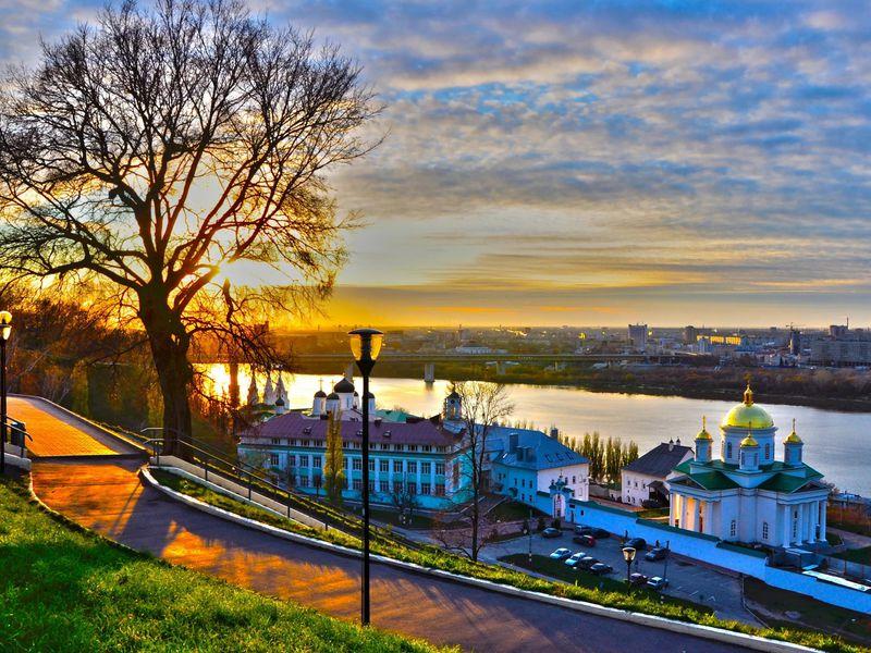 Экскурсия Добро пожаловать в Нижний Новгород!