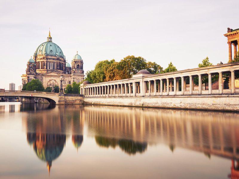 Экскурсия Открыть тайны Берлина навелопрогулке