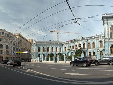 Мясницкая – разные эпохи московской жизни