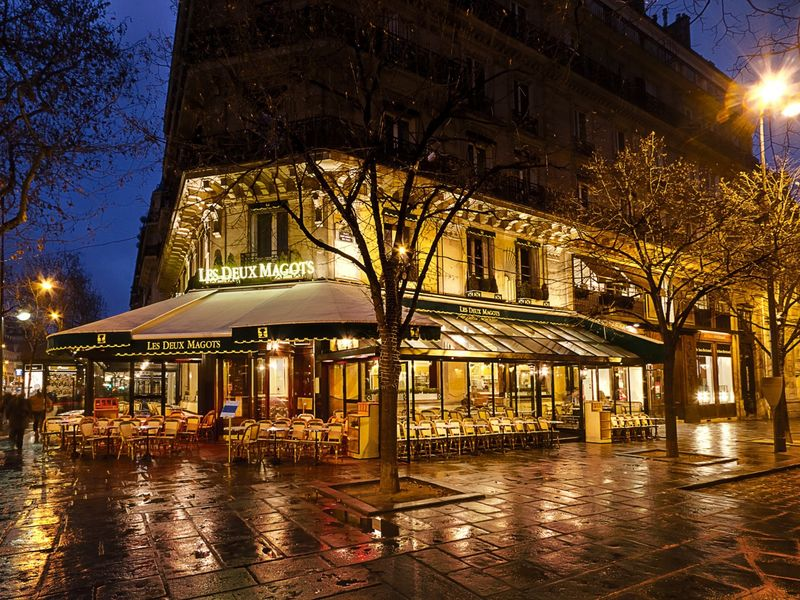 Экскурсия Парижские тайны. Латинский квартал и Сен Жермен