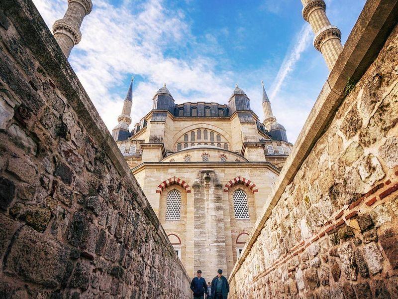 Экскурсия Великолепный век Стамбула