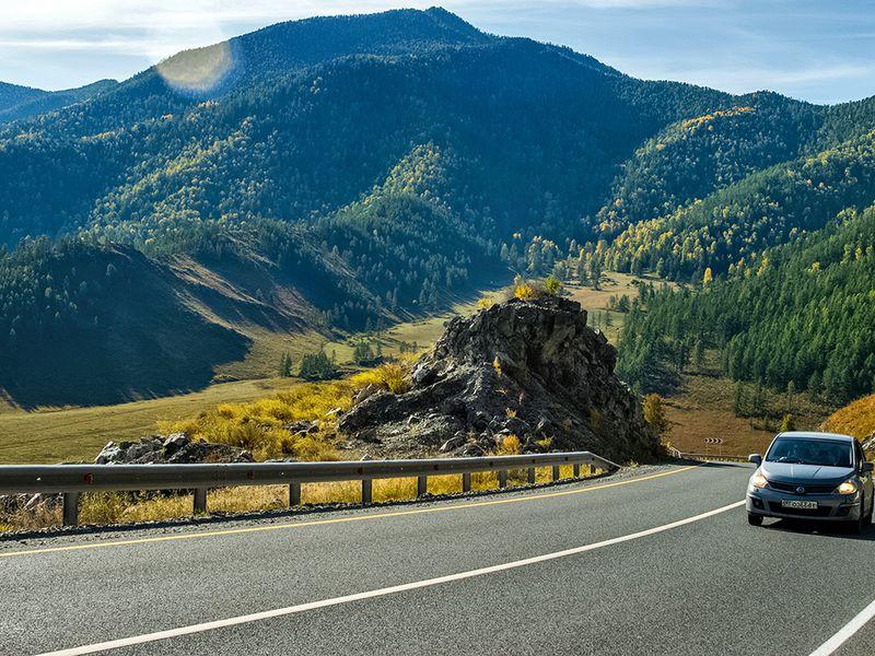 Экскурсия Чуйский тракт— одна изкрасивейших дорог мира
