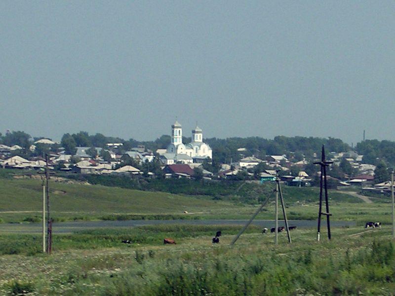 Экскурсия Колывань. Несостоявшийся Новосибирск