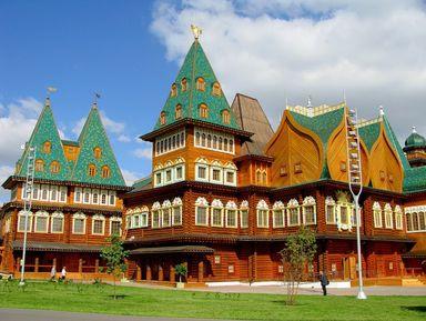 Коломенское: открываем тайны царского дворца