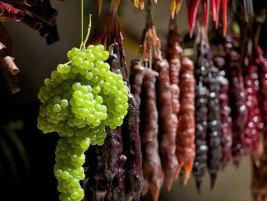 Кахетия: вино, чурчхела, шашлык и многое другое!