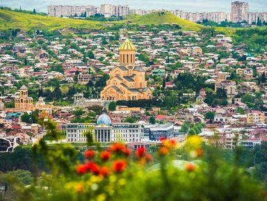 Узнать Тбилиси за один день