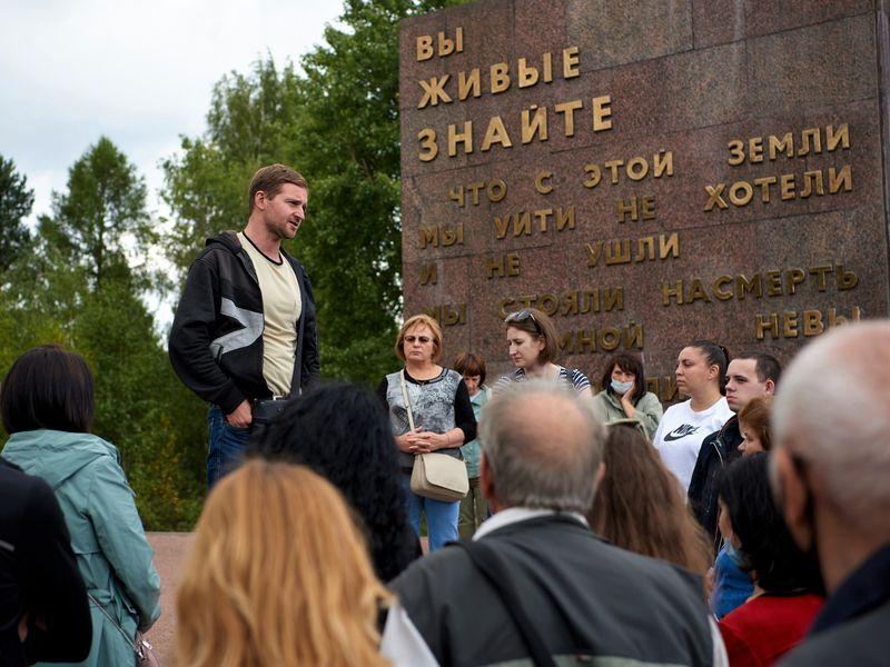 Экскурсия Блокада Ленинграда: Прорыв