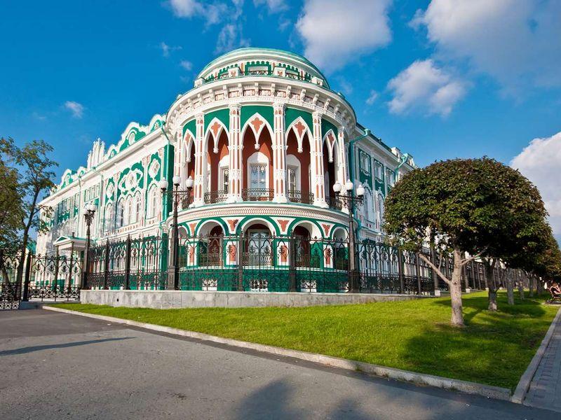 Экскурсия Ежедневная прогулка по Екатеринбургу