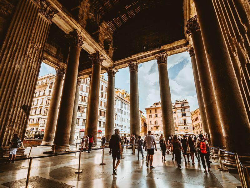Экскурсия Волшебство вечернего Рима