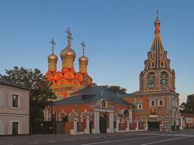 Фото Замоскворечье – другая Москва
