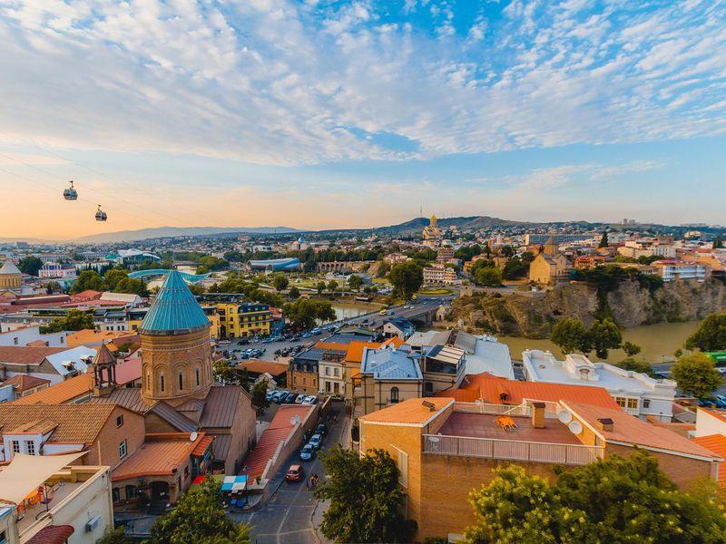 Экскурсия Тбилиси для интровертов