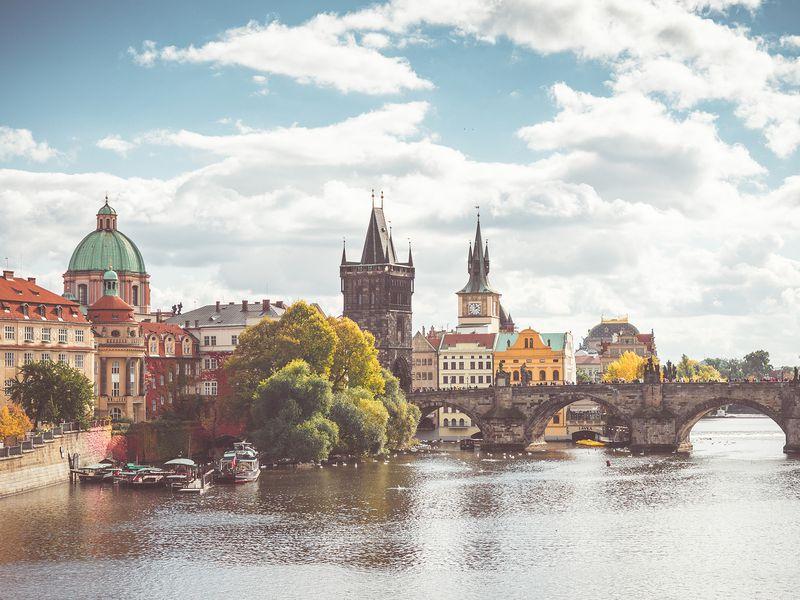 Экскурсия Спасти Прагу! Квест-экскурсия вмобильном приложении