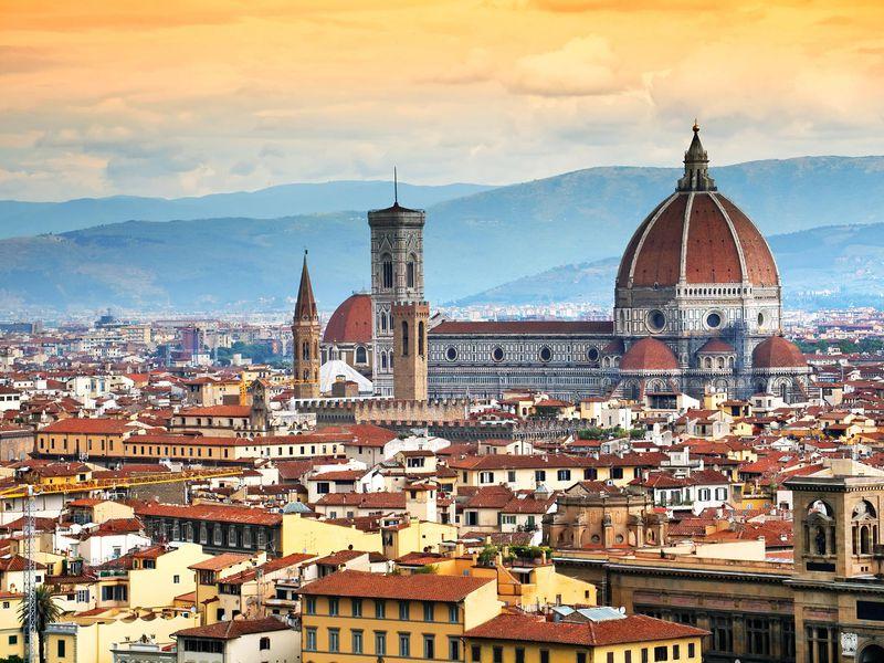 Экскурсия Флоренция — любовь с первого взгляда