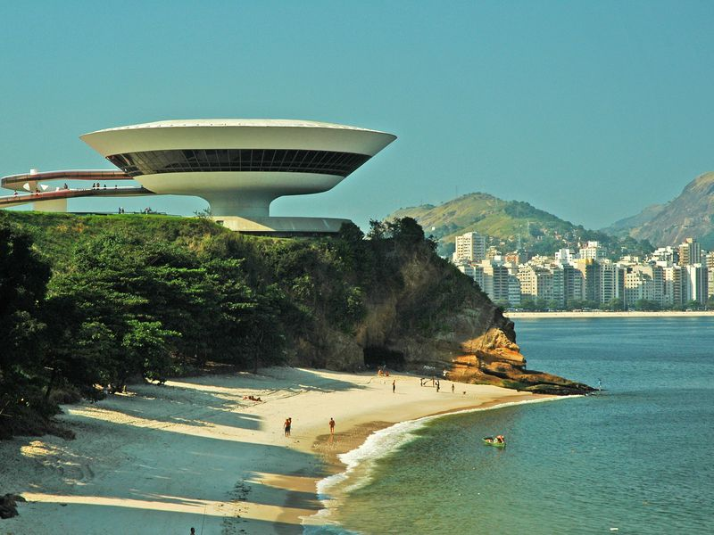 Экскурсия Нитерой: не только лучший вид на Рио