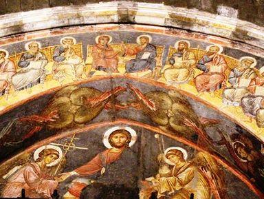 Православные артефакты в католических церквях Генуи