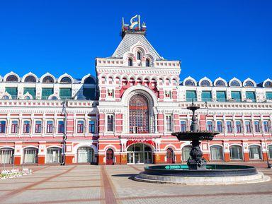 Тайны Нижегородской ярмарки