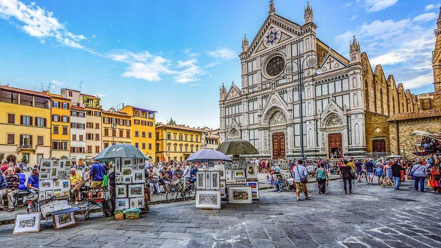Вдохновляющая Флоренция