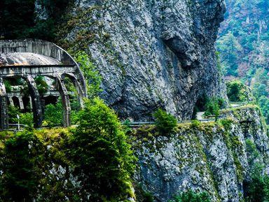 Велотреккинг в сочинских горах