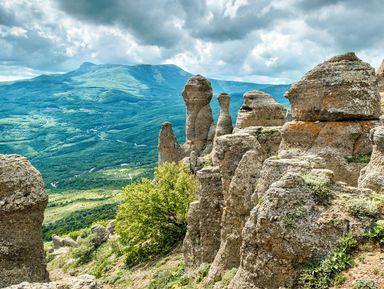 Долина привидений Демерджи — просто фантастика!