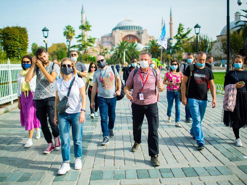 Экскурсия Стамбульские каникулы: на автобусе и кораблике
