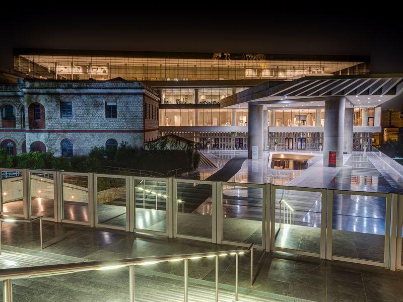 Экскурсия Новый музей Акрополя