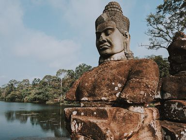 Сокровища Ангкора