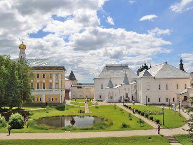 Ростов Великий — русский вертоград