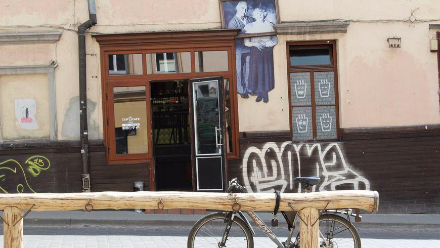 Вильнюс на велосипедах