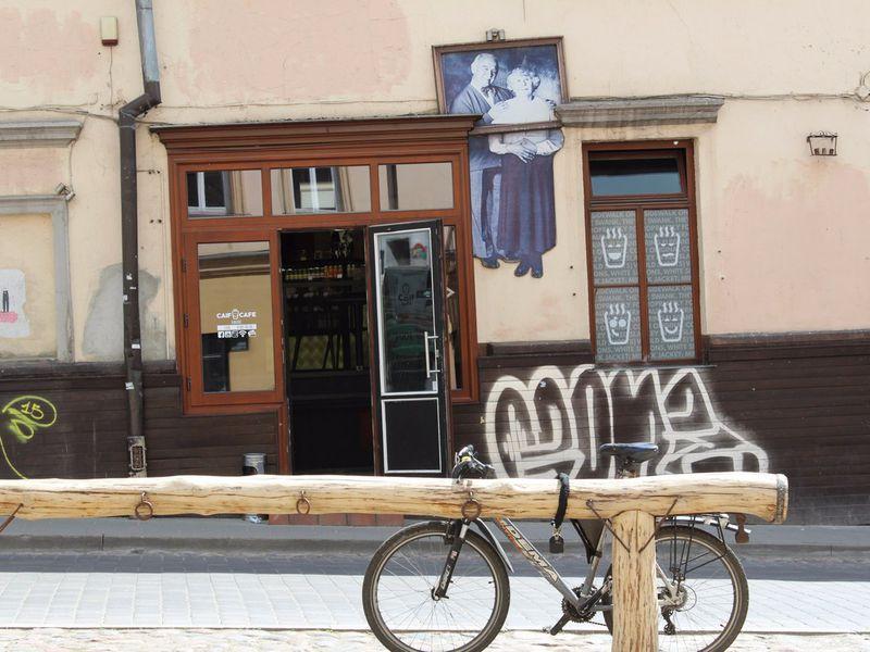 Экскурсия Вильнюс на велосипедах