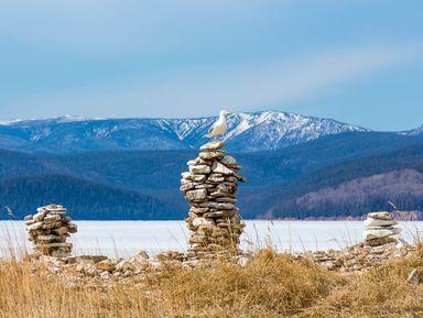 Заповедное Подлеморье исамый красивый залив Байкала
