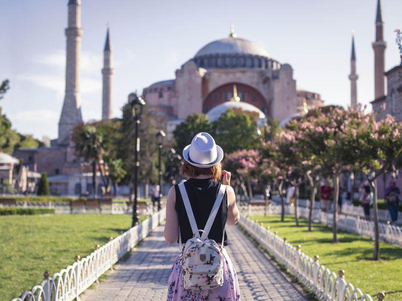 Экскурсия Фотосвидание со Стамбулом