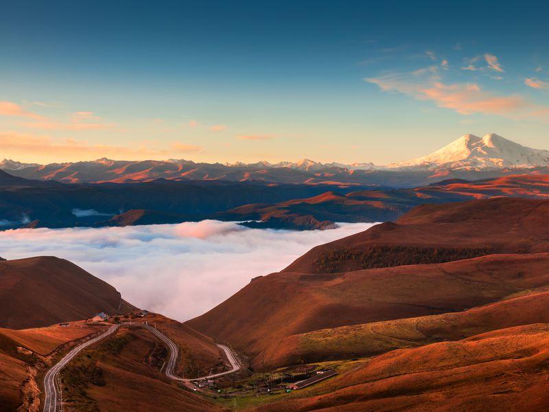 Экскурсия Джилы-Су: горы, водопады и ущелья