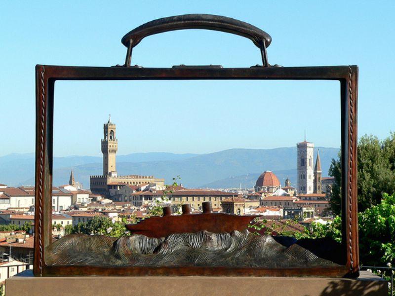 Экскурсия По Флоренции с волшебным чемоданчиком